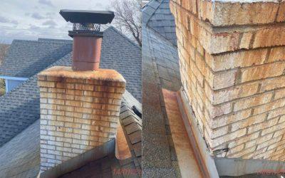 Identify Types of Chimney Stains