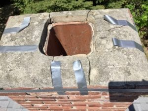 Damaged Crown in Belton needs repair