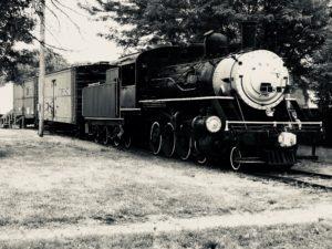 Belton Train Depot