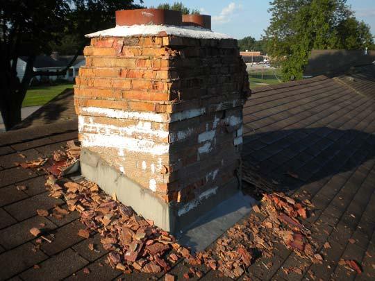 Full Service 187 Chimney Leak Repair 187 Kansas City Metro Area