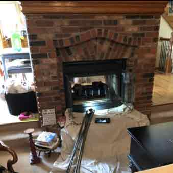 Fireplace Cleaning 187 Full Service Chimney 187 Local Kansas