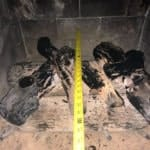Fireplace Repair Gas Logs Chimney Soot