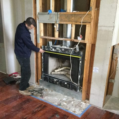Fireplace Repairman Prefab Chimney Repair