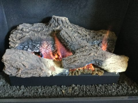 Greenwood Gas Fireplace