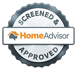 HomeAdvisor Screened and Approved Icon
