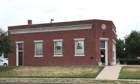 Historic Stanley Bank