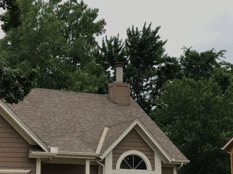 Thimble Mortar Brick Chimney Flue Repair