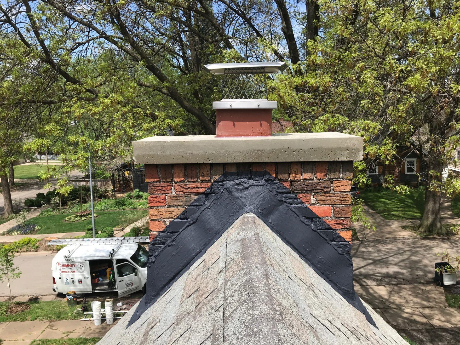 Kansas City, MO Chimney Sweep Repair