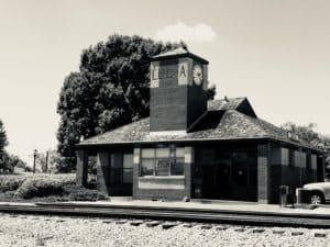 Lenexa, KS-Depot