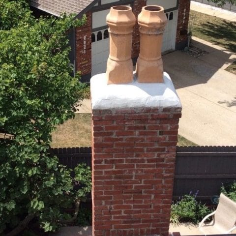 Updated Chimney with Chimney Pods