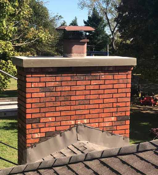Overhang-Chimney-Crown-Replacement-Service-