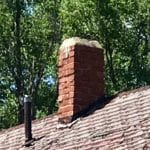 Damaged Masonry in Paola needs repair