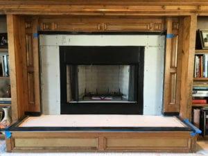 Prefabricated Fireplace Repair Kansas City