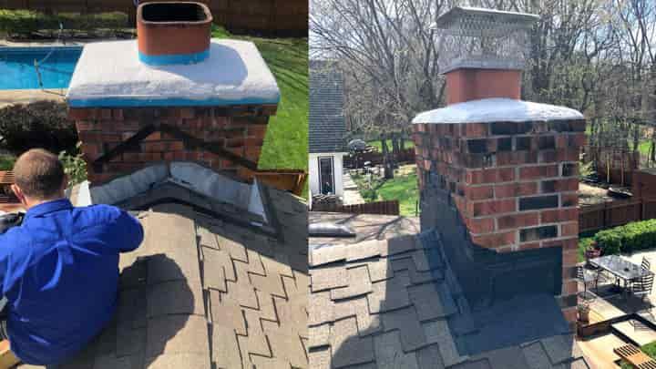 Repair-Chimney-Flashing-Leaks