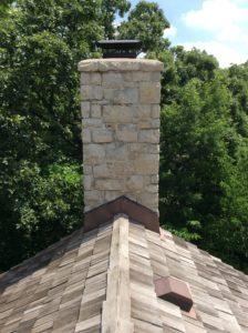 Stone Masonry Chimney in Overland Park, KS