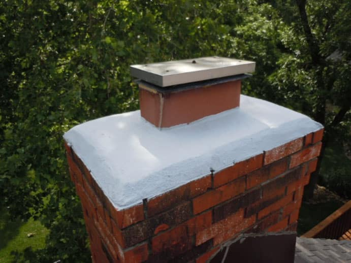 Chimney Crowns & Chase Covers » Image Gallery Full Service