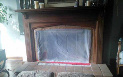 Part 2: Fireplace Backdraft & Chimney Downdraft   Troubleshooting