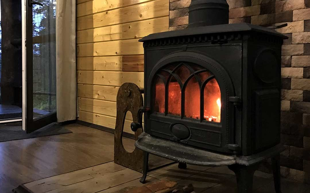 Wood Burning Fireplaces & Inserts