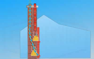 How to Stop Fireplace Drafts