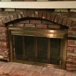 Belton Masonry Hearth