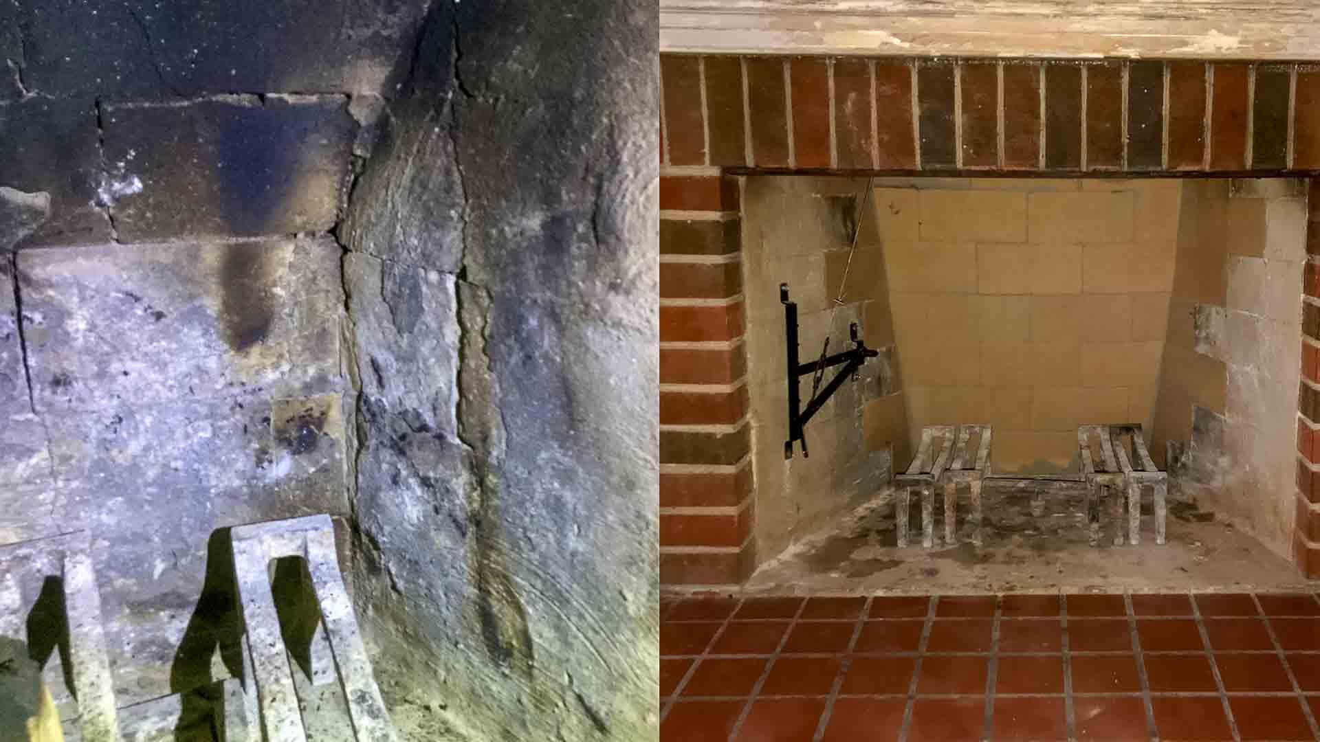 Fireplace Repair Damper and Firebox