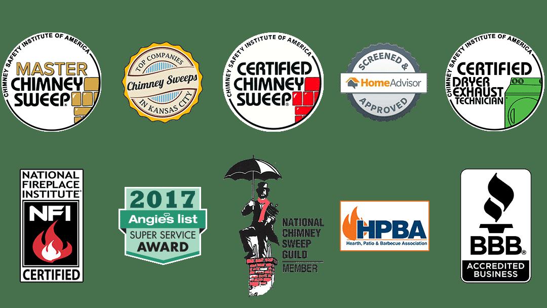 Certified Chimney Sweep Memberships