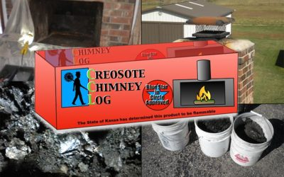 Can Creosote Sweeping Logs Replace the Chimney Sweep?