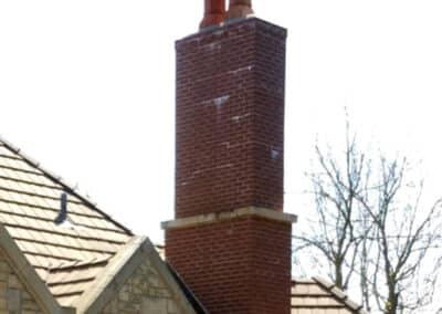 Brick Masonry Efflorescence