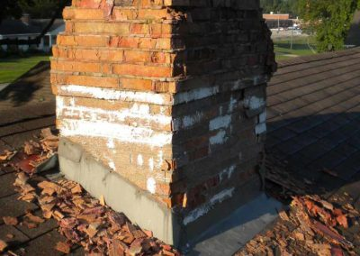 Prevent Spalling Brick with Moisture Protection