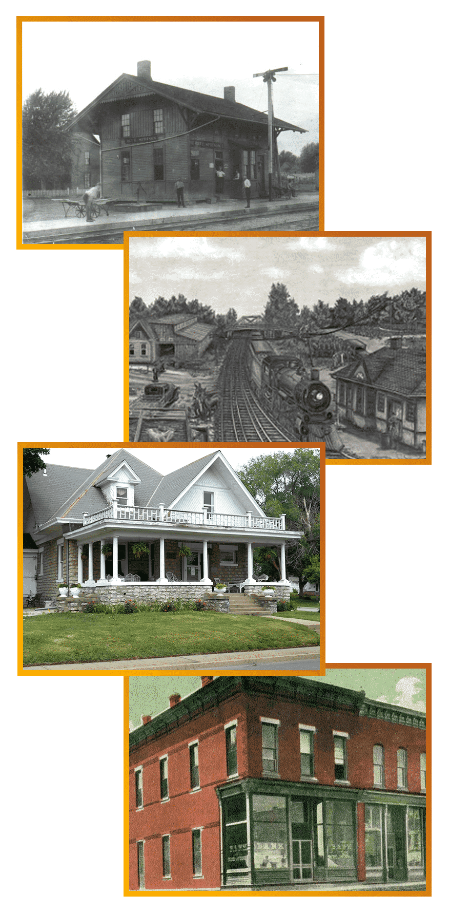 Blue Springs MO historical images