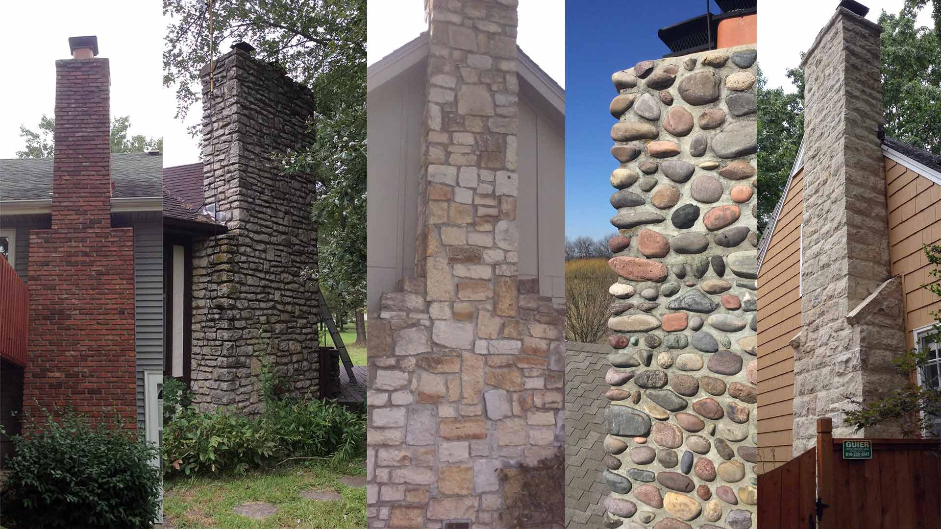 Chimney Types Masonry Brick and Stone
