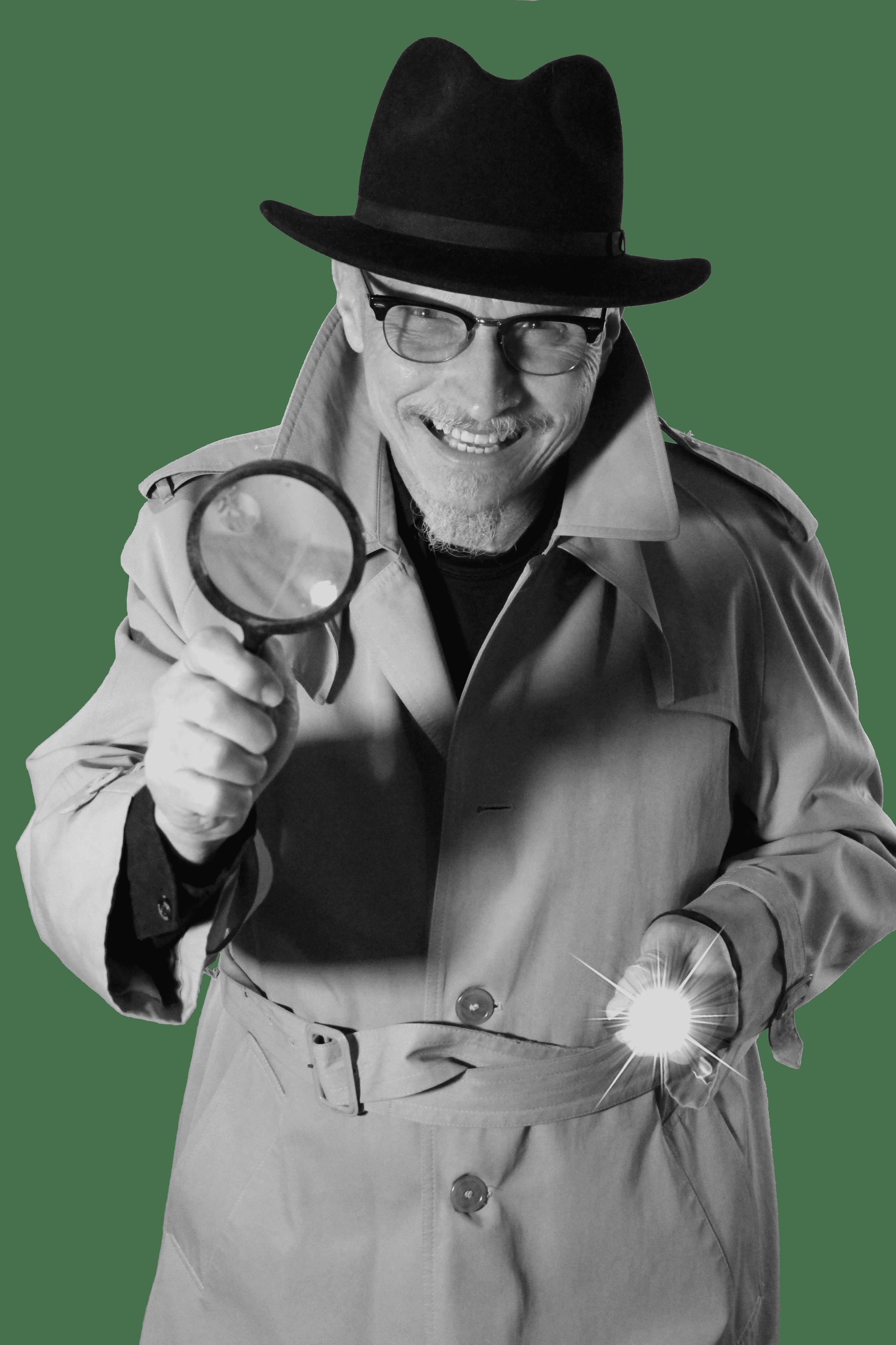 Chimney Detective Bob