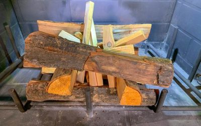 How to Build and Start a Fire in Your Fireplace