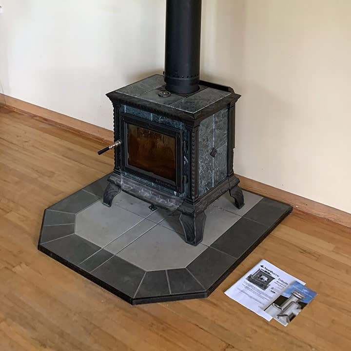 Your Guide To Wood Stove Installation Full Service Chimney