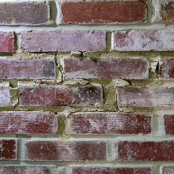 how to repoint lesson on cracking mortar repair