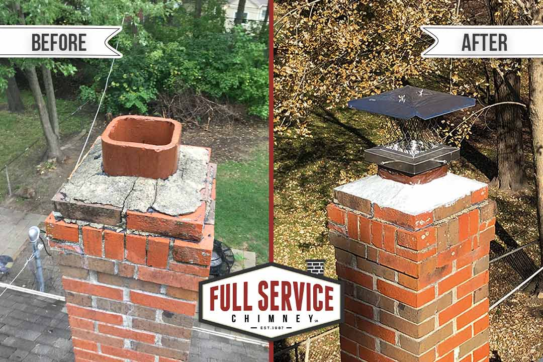 Crown Seal in Kansas City Before and After