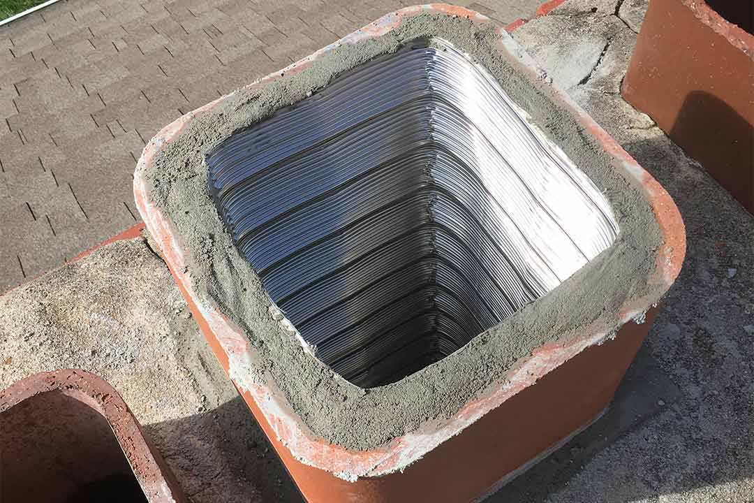 Chimney Stainless Steel Reline
