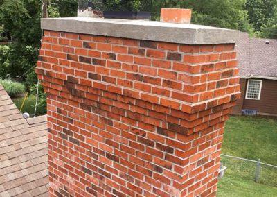 Brick Work Chimney Repair and Sealing