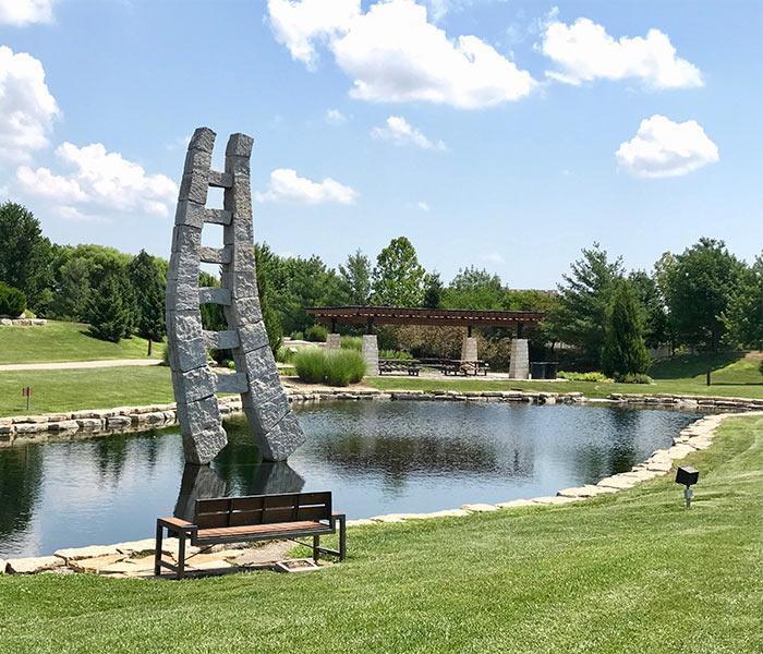 Gezer Park in Leawood, KS