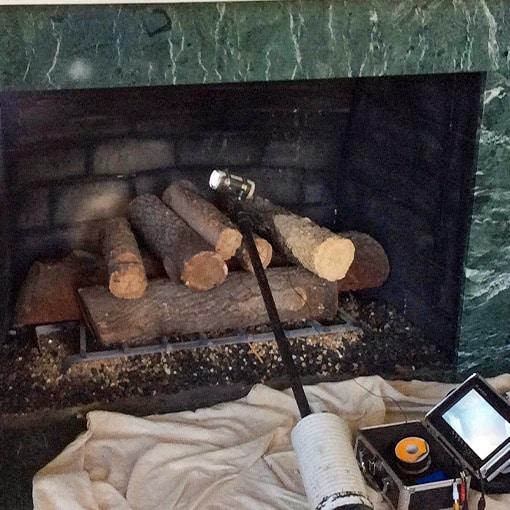 Fireplace Inspection in Loch Lloyd, Missouri