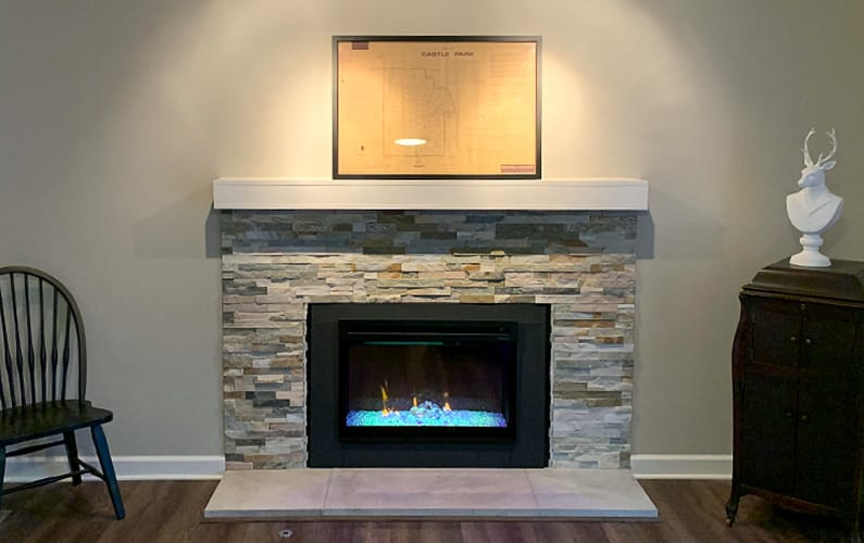 Kinds of Electric Fireplaces