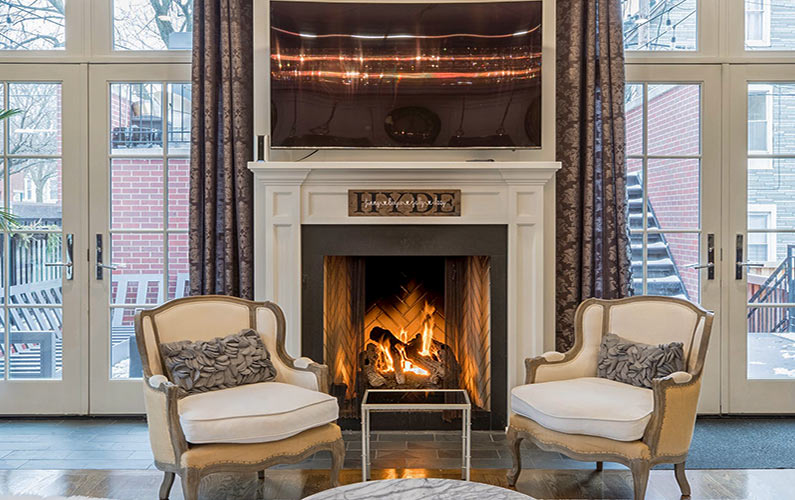Kinds of Wood-Burning Fireplaces
