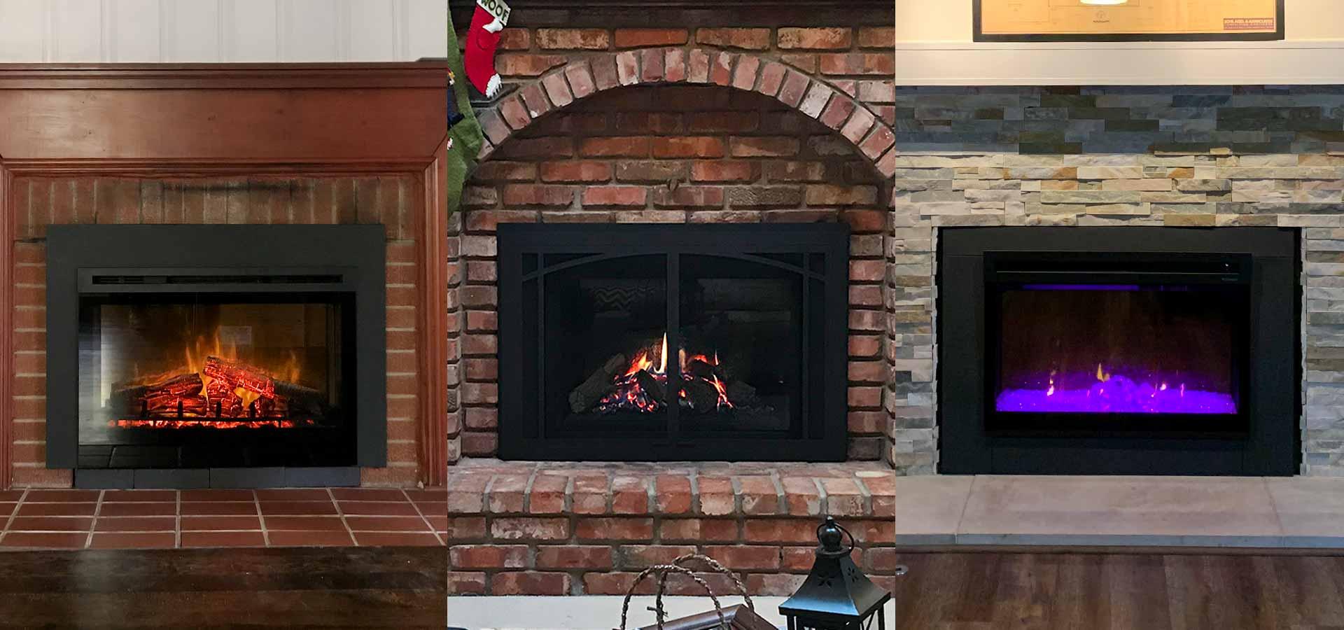 3 Types of Chimneys Masonry, Wood Stove, and Prefab with Siding