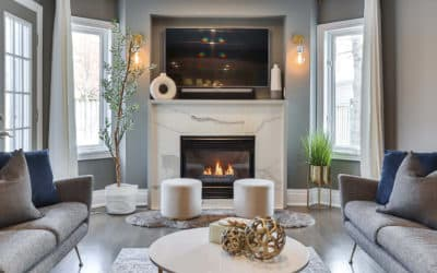 12 Things to Consider BEFORE Mounting a TV Above a Fireplace