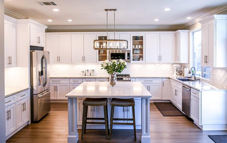 Minor Kitchen Home Improvements
