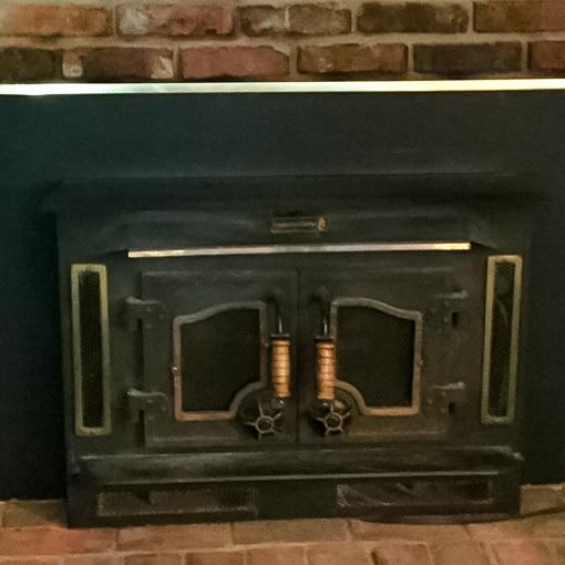 Raytown Woodburning Fireplace Insert