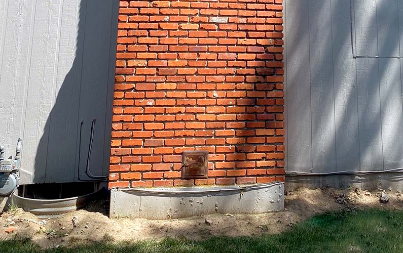How a Leaning Chimney Could Mean Foundation Problems